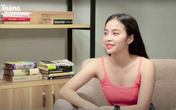 """Trần Vân """"Nhà trọ Balanha"""": Bạn trai mình nên là người có văn hóa"""