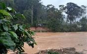 Bốn du khách bị lũ cuốn trôi tại Lâm Đồng, 2 người vẫn đang mất tích