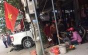 Tài xế ô tô tông người bay lên nóc nhà tử vong ở Thái Nguyên chưa có bằng lái