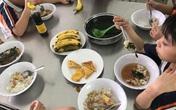Vụ suất ăn bán trú của học sinh khiến phụ huynh sốc: Lãnh đạo Phòng GD-ĐT và Ban Giám hiệu xin lỗi