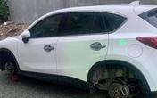 Khởi tố kẻ trộm tháo nhiều bánh xe ô tô 'thoăn thoắt' trên địa bàn Nghệ An