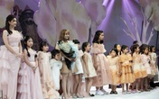 Dấu ấn mẫu nhí tại Vietnam Junior Fashion Week do Xuân Lan tổ chức