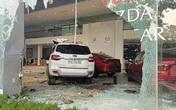 Vụ người phụ nữ tông vào showroom ô tô: Tài xế lái thử xe, nạn nhân đã tử vong