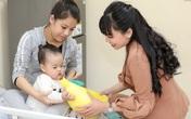 Hoa hậu doanh nhân Phạm Bích Thủy mang giáng sinh ấm đến cho 100 em bé viện E