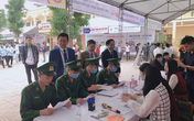 Nghệ An: Hàng nghìn cơ hội việc làm dành cho bộ đội xuất ngũ