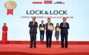 LOCK&LOCK - Thương hiệu gia dụng được yêu thích hàng đầu Việt Nam năm 2020