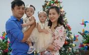 Trúc Nhi, Diệu Nhi lanh lợi, vui tươi đón Giáng sinh