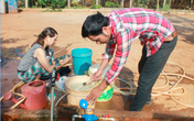 Cư M'gar (Đắk Lắk): Chất lượng sống của người dân được nâng lên nhờ thực hiện tốt công tác vệ sinh và sử dụng nguồn nước sạch