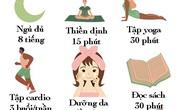 10 thói quen đơn giản làm cuộc sống tốt đẹp và tươi trẻ hơn