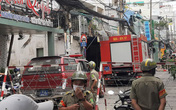 TP.HCM: Quán bún nổ văng tường ra đường nghi do chất liệu nổ gây ra, chủ nhà nợ nhiều người
