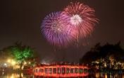 Những địa điểm nào ở Hà Nội sẽ bắn pháo hoa vào Tết Dương lịch 2021?