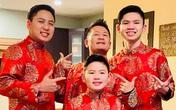 Những cậu con trai của Bằng Kiều - Trizzie Phương Trinh