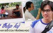 10 năm và 5 thay đổi lớn của giáo dục Việt Nam: Sổ liên lạc đi vào dĩ vãng, không còn cảnh cha mẹ đưa con lên thành phố thi Đại học