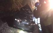 Đã xác định được danh tính 2 nạn nhân tử vong trên xe ô tô biển xanh