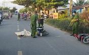 Sau va chạm với xe máy, nữ công nhân ngã xuống đường, bị ô tô cán tử vong