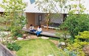 Căn nhà cấp 4 bằng gỗ tự nhiên tận hưởng vẻ đẹp trong lành của thôn quê dành cho gia đình vợ chồng trẻ