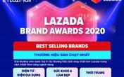 Lazada công bố giải thưởng Lazada Brand Awards, vinh danh 12 thương hiệu đối tác nổi bật trong năm 2020