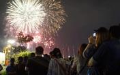 Nhiều điểm xem bắn pháo hoa chào năm mới 2021 đã hết chỗ dù giá đến 2 triệu đồng/vé