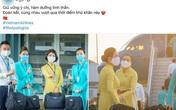 Tiếp viên hàng không Vietnam Airlines đồng loạt xin lỗi trên mạng