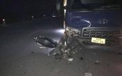 Va chạm với ô tô tải: Nam công nhân Hải Dương tử vong trên đường đi làm về