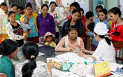 Đảm bảo chất lượng dịch vụ kế hoạch hóa gia đình, đáp ứng nhu cầu ngày càng cao của người dân