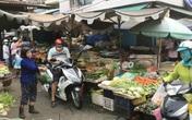 Tiểu thương chợ truyền thống sẽ bán thịt, cá, rau củ... qua ứng dụng