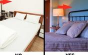 12 sai lầm phổ biến trong trang trí phòng ngủ khiến không gian nghỉ ngơi của bạn trở nên tẻ nhạt