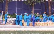 3 điểm bắn pháo hoa chào năm mới 2021 tại Hà Nội được canh gác, bảo vệ nghiêm ngặt