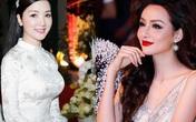 """Giáng My - Diễm Hương: 2 Hoa hậu  muốn nhường """"ngôi"""" mà mãi không được"""