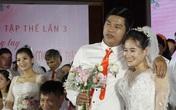 Nghẹn ngào hạnh phúc sau hơn 10 năm sống chung mới được làm đám cưới
