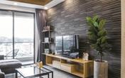 Căn hộ 95m2 được thiết kế để phù hợp vối chủ nhà là người trầm tính, ưa sự yên tĩnh
