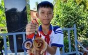 Bé trai 10 tuổi trở thành đại biểu nhỏ tuổi nhất tham dự Đại hội thi đua yêu nước lần thứ X