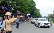Hà Nội cấm một số tuyến đường phục vụ Đại hội Thi đua yêu nước toàn quốc lần thứ X