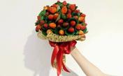 Mãn nhãn với những bó hoa độc, lạ trong ngày Valentine