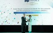 """BIDV nhận giải thưởng """"Thẻ tín dụng tốt nhất Việt Nam"""" năm thứ 4 liên tiếp"""