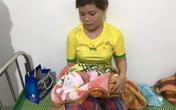 Hà Tĩnh: Phát hiện bé gái sơ sinh bị bỏ rơi trước cổng nhà đôi vợ chồng hiếm muộn