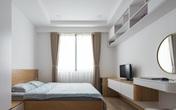 Căn hộ 110m² đơn giản mà nhẹ nhàng với 3 phòng ngủ ở Tây Hồ có chi phí hoàn thiện nội thất 290 triệu
