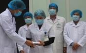 Khen thưởng đột xuất 29 bác sĩ, cán bộ tuyến huyện chống dịch COVID-19 ở Vĩnh Phúc
