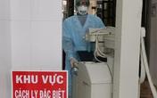Hai vợ chồng ở Nghệ An tiếp xúc gần với BN 86 âm tính với COVID-19