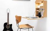 13 mẫu bàn làm việc tại nhà cực hợp với không gian nhà nhỏ, siêu tiết kiệm diện tích