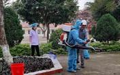 Hà Tĩnh: Phun thuốc khử trùng hơn 700 trường học để phòng dịch