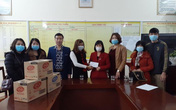 Phụ huynh Hải Phòng góp tiền mua khẩu trang, nước rửa tay giúp trường