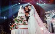 Mãn nhãn không gian tiệc cưới xa hoa lộng lẫy của cầu thủ Duy Mạnh tại sân bóng quê nhà
