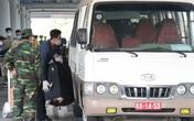 Chiều Chủ nhật, hơn 600 khách từ Hàn Quốc nhập cảnh tại sân bay Cần Thơ