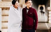 Hoa hậu Ngọc Hân và chồng sắp cưới thường xuyên phải yêu xa