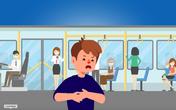 Những việc hành khách cần làm trên các phương tiện giao thông công cộng để phòng chống COVID-19