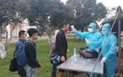 Lập 4 chốt khai báo y tế người ra vào tỉnh Hà Tĩnh
