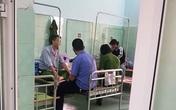 Quảng Bình: Đại úy công an bị hành hung khi xử lý cát tặc
