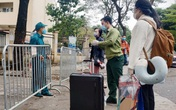 Nơi cách ly 2.000 du học sinh, Việt kiều tại Pháp Vân - Tứ Hiệp