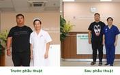 """Khốn khổ vì béo và bệnh tật, chàng trai nặng 1,65 tạ được """"giải cứu"""" sau 8 tháng"""